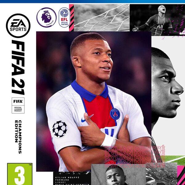 FIFA 21 CHAMPIONS EDITION PS4 - EUPHORIA